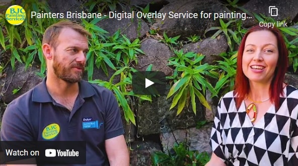 Digital Overlay Service for painting your house in Brisbane